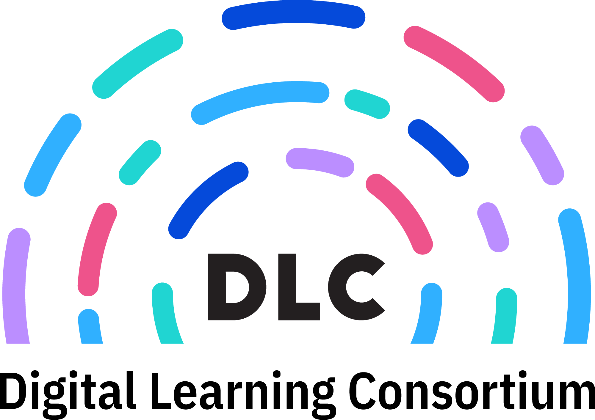Digital Learning Consortium logo